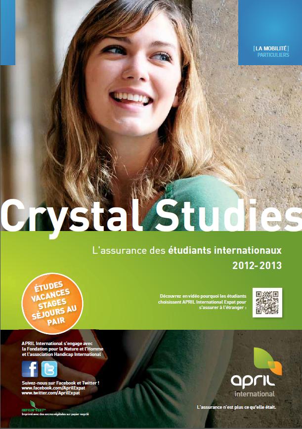 Crystal Studies April