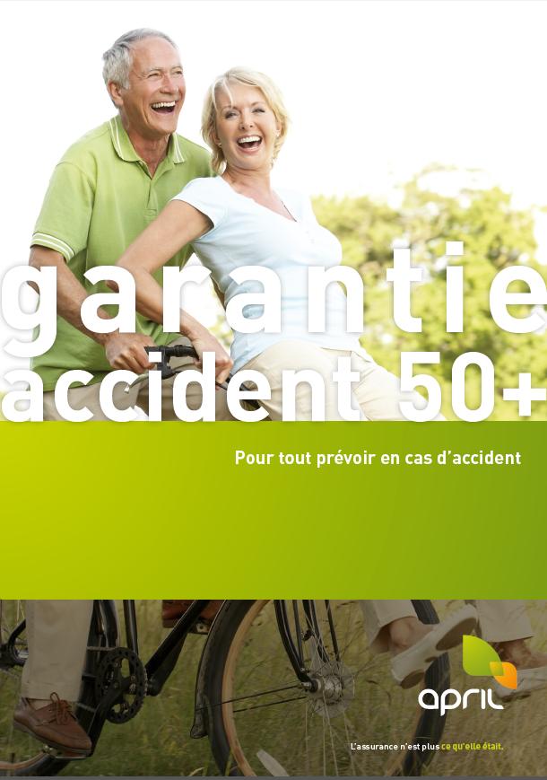 garantie accident 50+ april